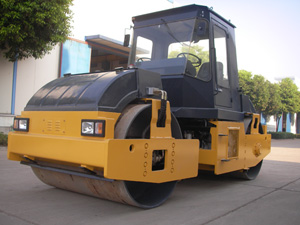 8-10 Ton Mechanical Compact Roller