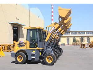 Mini Wheel Loader